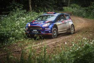 Tomasz Kasperczyk, Damian Syty, Viru Rally