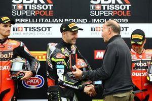 Jonathan Jonathan Rea, Kawasaki Racing Team, Flappa, World SBK