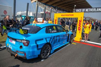 Polesitter Thed Björk, Cyan Racing Lynk & Co 03 TCR
