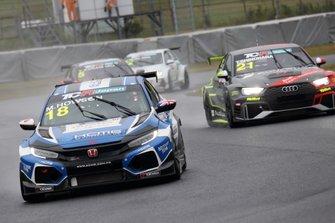 TCR Giappone, azione di gara, Fuji
