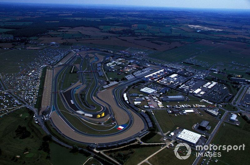Circuit de Nevers in Magny-Cours