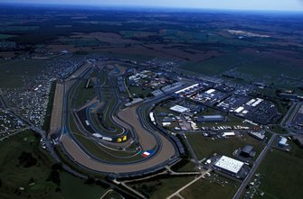 View over Magny Cours