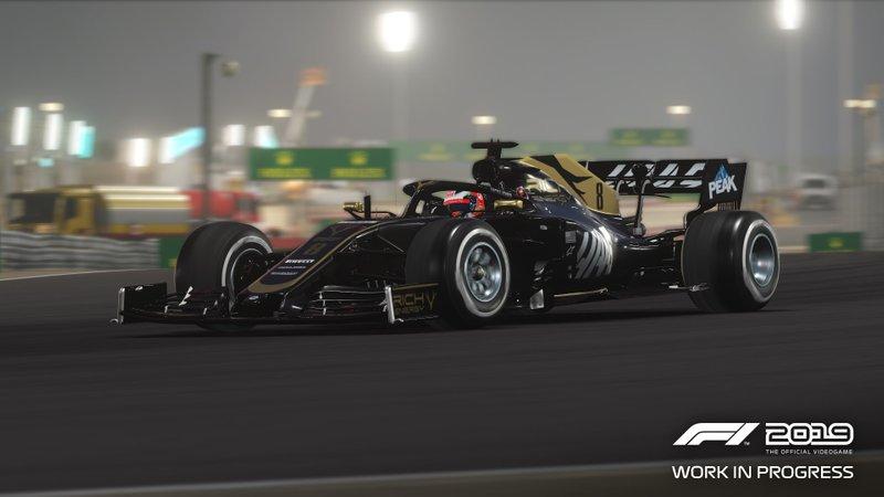 Haas F1 Team VF-19