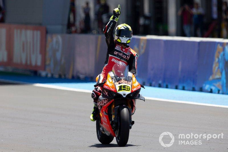 1. Alvaro Bautista, Aruba.it Racing-Ducati Team