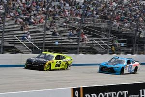 Austin Cindric, Team Penske, Ford Mustang Menards/Richmond and John Jackson, Motorsports Business Management, Toyota Camry Richie Anderson Memorial / CrashClaimsR.US