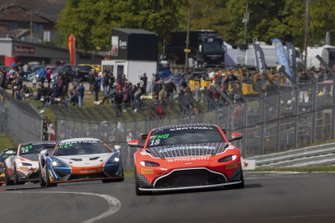 #18 PROsport Performance Aston Martin Vantage GT4: Akhil Rabindra and Florian Thoma