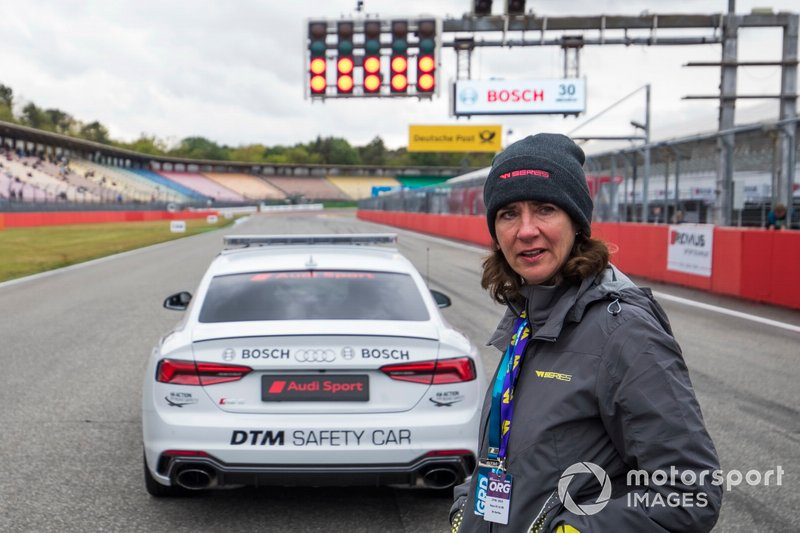 Catherine Bond Muir, CEO, on the grid
