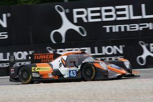 #43 RLR MSport Oreca 07 Gibson: John Farano, Bruno Senna, Arjun Maini