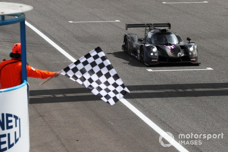 Ganador P3, #11 Eurointernational Ligier JS P3 Nissan: Mikkel Jensen, Jens Petersen