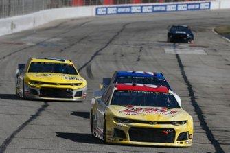 #52: B.J. McLeod, Rick Ware Racing, Chevrolet Camaro