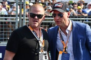 TV Chef Heston Blumenthal on the grid