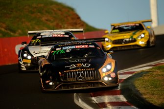 #777 The Bend Motorsport Park Mercedes AMG GT GT3: Yasser Shahin, David Reynolds, Luke Youlden