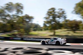 #55 Ginetta Australia Ginetta G55 GT4: Bradley Schumacher, James Vernon, Aaron Love