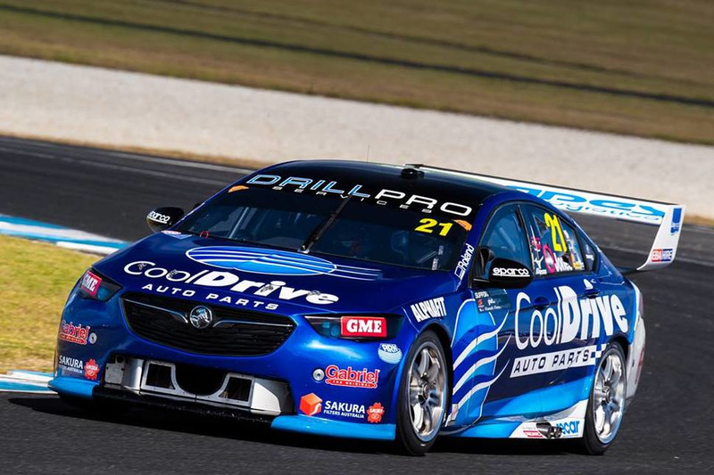 Tim Blanchard Racing: Маколи Джонс, Holden ZB Commodore №21