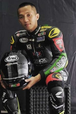 Wahyu Aji Trilaksana, TKKR Motorsports