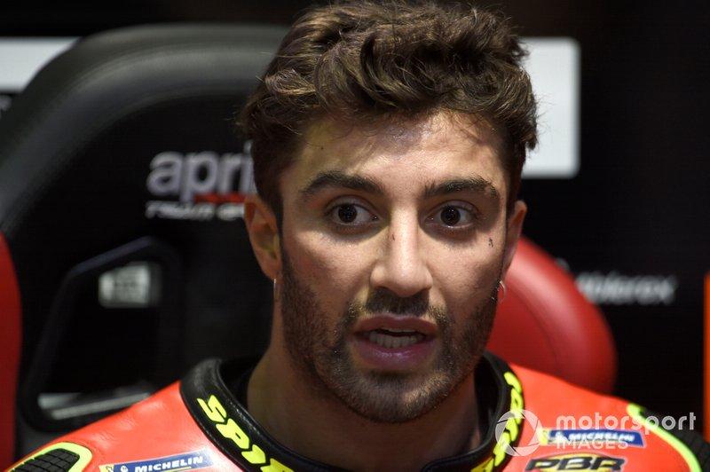 Bestätigt für 2020: Andrea Iannone (Italien)