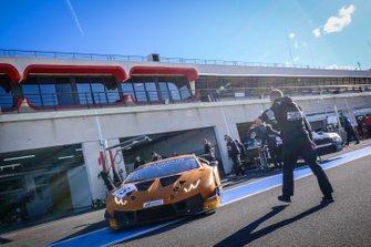 #15 Boutsen Ginion BEL Lamborghini Huracan GT3