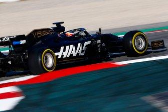 Romain Grosjean, Haas F1 Team VF-19 Ferrari.