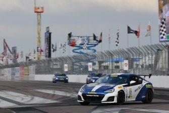 Eric Powell, TechSport Racing Subaru BRZ tS