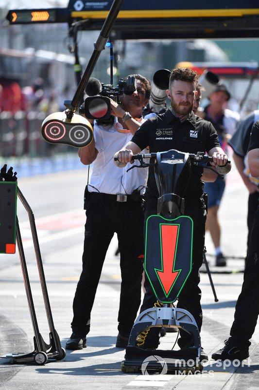 Haas monteur