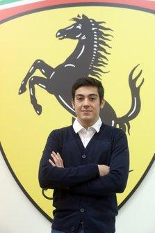 Giuliano Alesi, Ferrari Driver Academy