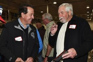 Harry Gant and Tommy Houston