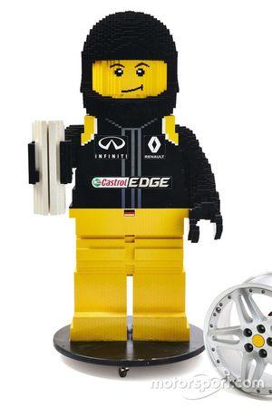 Renault R.S.17 aus Lego