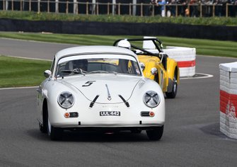 Tony Gaze Trophy, Thomas Pead Porsche 356A
