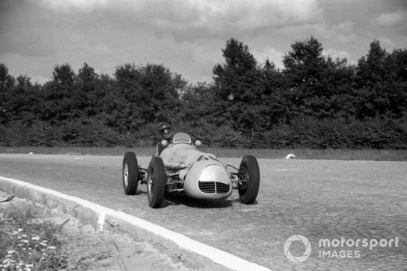Chico Landi - de 1951 a 1956 - 6 corridas