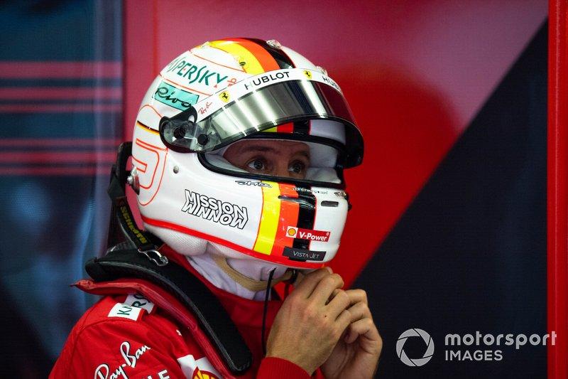 4°: Sebastian Vettel, 318 milioni di Euro
