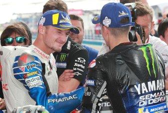 Jack Miller, Pramac Racing, Maverick Vinales, Yamaha Factory Racing