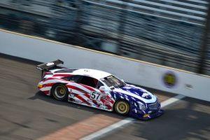 #57 TA Cadillac CTSV driven by David Pintaric of Kryderacing