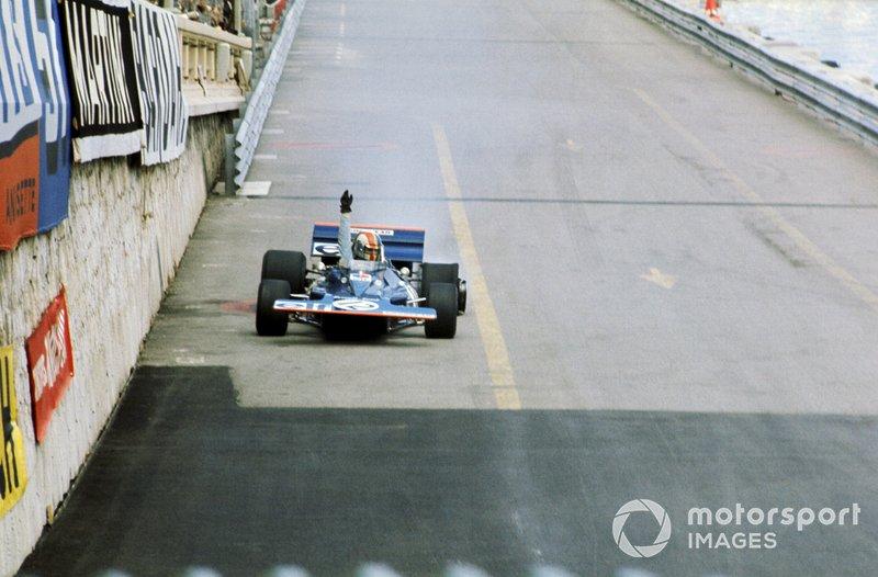 François Cevert, Tyrrell 002