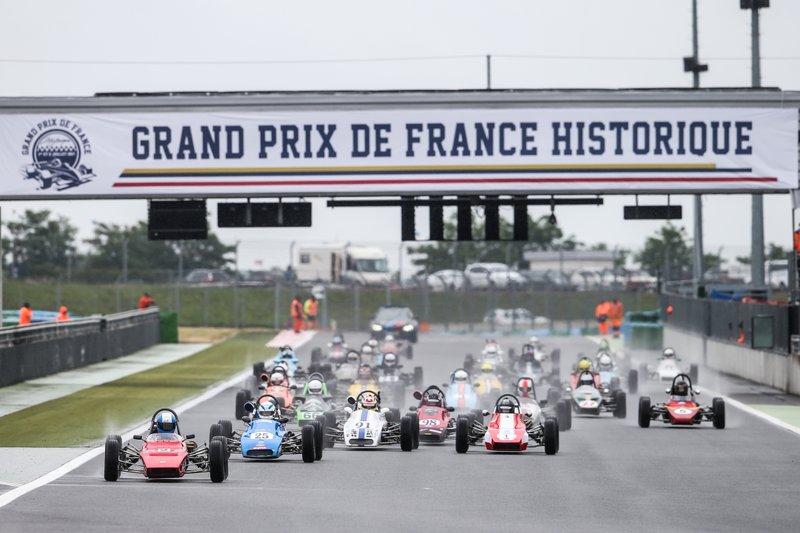 Formule Ford Historique