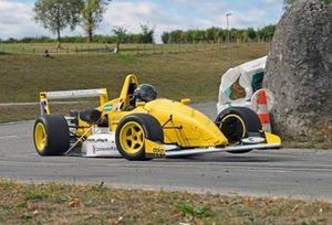 Philip Egli, Dallara F393-EPR-2, Racing Club Airbag