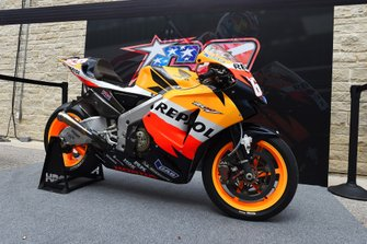 Bike of Hicky Hayden, Repsol Honda