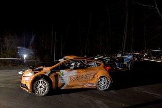 Simone Campedelli, Nadia Canton, Ford Fiesta R5 #2, Project Leader