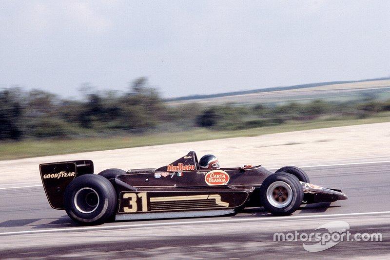 Hector Rebaque, Team Rebaque. Lotus 79