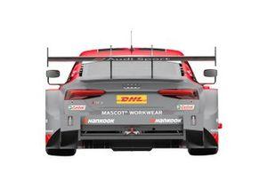 Loic Duval, Audi Sport Team Phoenix, Audi RS 5 DTM renk düzeni
