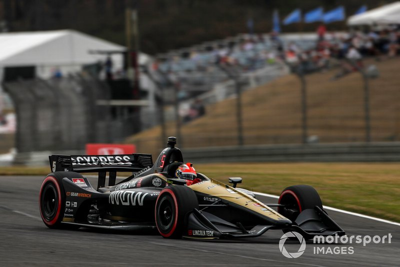 6. James Hinchcliffe, Arrow Schmidt Peterson Motorsports Honda