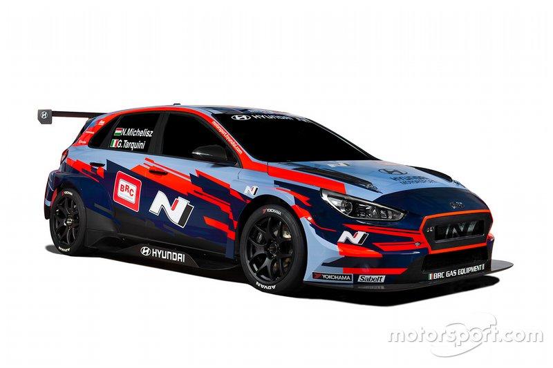 Presentazione Hyundai BRC Team