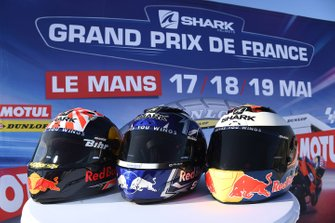 Presentation of the French GP, Paris, France