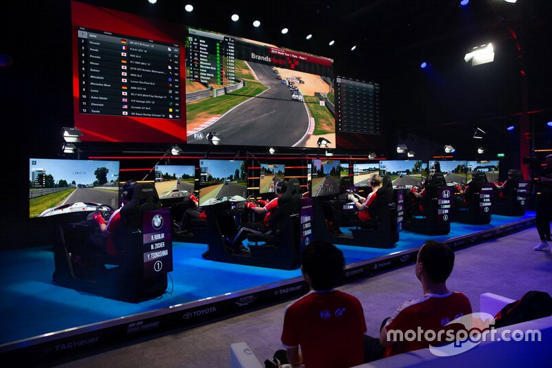 París Gran Turismo World Tour 2019