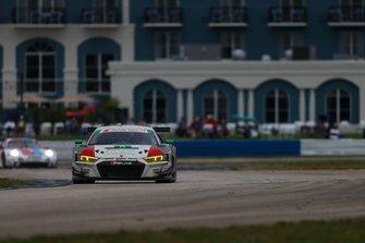 #8 Starworks Motorsport Audi R8 LMS GT3, GTD: Parker Chase, Ryan Dalziel, Ezequiel Perez Companc