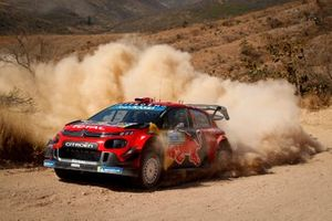 Себастьен Ожье, Жюльен Инграссиа, Citroën C3 WRC, Citroën World Rally Team