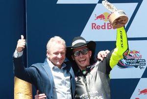 Kevin Schwantz, Valentino Rossi, Yamaha Factory Racing