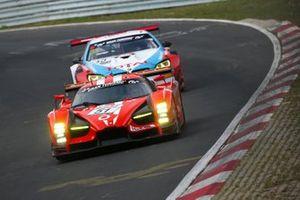 #51 Scuderia Cameron Glickenhaus SCG003C: Thomas Mutsch, Felipe Fernandez-Laser, Franck Mailleux