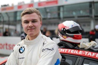 #181 BMW M4 GT4: Erik Johansson