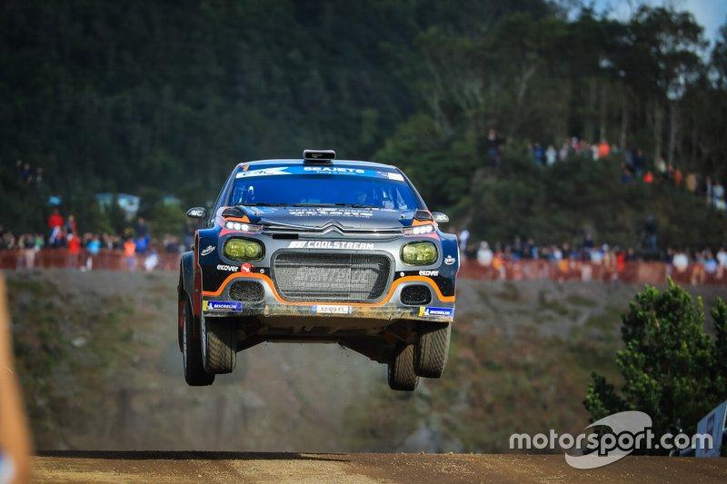 Alexey Lukyanuk, Alexey Arnautov, Citroen C3 R5, Sainteloc Racing, Rallye Azores, FIA ERC