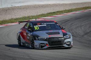 Нильс Лангевельд, Comtoyou Team Audi Sport Audi RS 3 LMS